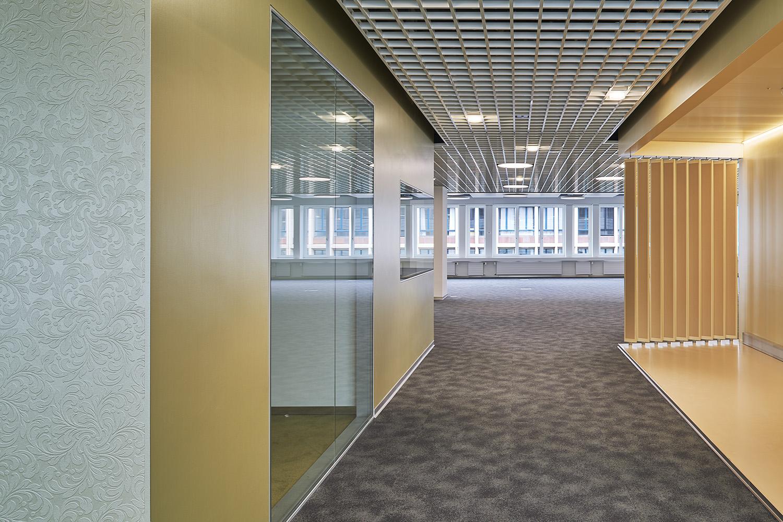 Büroräume der LGT Bank in Zürich Fischer Architekten, Zürich