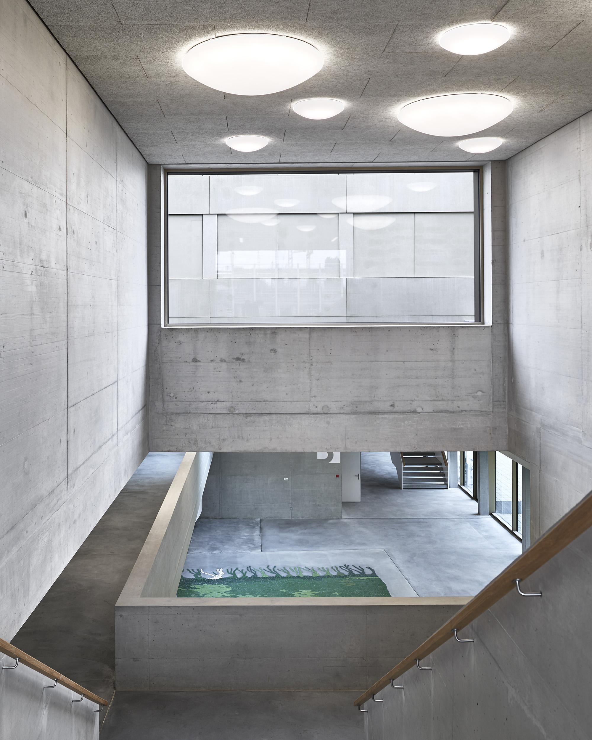 in Basel von Stücheli Architekten, Zürich